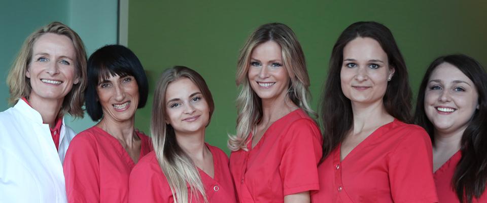 HNO_Falkenried_Dr_Sylvia_Brockhaus_und_Team